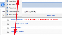 How to remove 'Welcome to the Frontpage' title in Joomla! 1.5