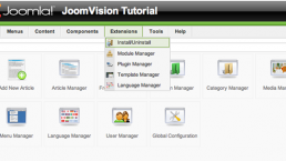 How to install and active ZooTemplate Modules