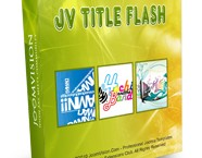 JV Title Flash Version 1.5.1 has been released