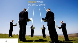 """Other Ways to """"Build Links"""" for Your Website"""
