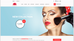 Review: ZT Cosmetic – Change your look about Joomla templates