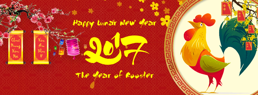 Happy Lunar New year 2017