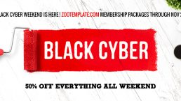 Black Friday, Cyber Monday 2017 SALE is here!