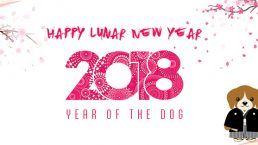 Happy Tet Holiday – The Year of The Dog 2018